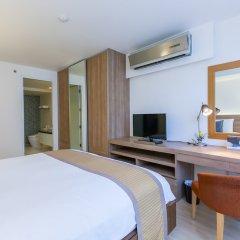 Отель Oakwood Residence Sukhumvit 24 Бангкок удобства в номере