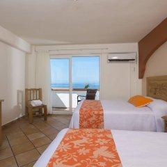 Отель El Pescador Hotel Мексика, Пуэрто-Вальярта - отзывы, цены и фото номеров - забронировать отель El Pescador Hotel онлайн комната для гостей фото 5
