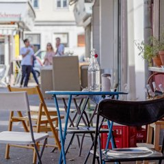 Отель Grätzlhotel Meidlingermarkt Австрия, Вена - отзывы, цены и фото номеров - забронировать отель Grätzlhotel Meidlingermarkt онлайн питание