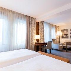 Отель Europäischer Hof Hamburg Германия, Гамбург - отзывы, цены и фото номеров - забронировать отель Europäischer Hof Hamburg онлайн комната для гостей фото 4