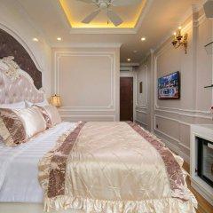 Отель Hanoi Old Centre Hotel Вьетнам, Ханой - отзывы, цены и фото номеров - забронировать отель Hanoi Old Centre Hotel онлайн комната для гостей фото 3