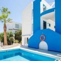 Отель Estel Blanc Apartaments - Adults Only Испания, Кала-эн-Форкат - отзывы, цены и фото номеров - забронировать отель Estel Blanc Apartaments - Adults Only онлайн