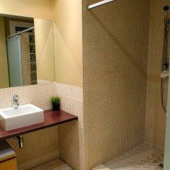 Отель Apartamentos Bcn Port Испания, Барселона - отзывы, цены и фото номеров - забронировать отель Apartamentos Bcn Port онлайн ванная