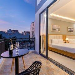 Отель Babylon Villa Хойан балкон