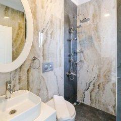 Villa Excellence Турция, Калкан - отзывы, цены и фото номеров - забронировать отель Villa Excellence онлайн ванная фото 2