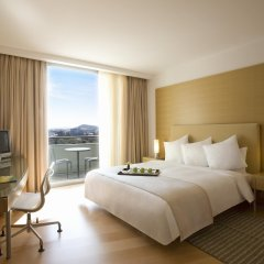 Отель Hilton Athens 5* Стандартный номер разные типы кроватей фото 3