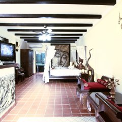 Отель Boomerang Village Resort Таиланд, Пхукет - 8 отзывов об отеле, цены и фото номеров - забронировать отель Boomerang Village Resort онлайн интерьер отеля