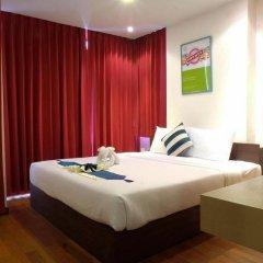Отель iCheck inn Residences Patong 3* Стандартный номер разные типы кроватей фото 2