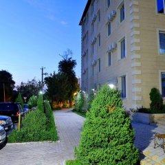 Rich Hotel Бишкек парковка