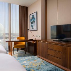 Гостиница Hilton Astana Казахстан, Нур-Султан - 3 отзыва об отеле, цены и фото номеров - забронировать гостиницу Hilton Astana онлайн