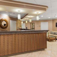 Отель Best Western Oceanfront - New Smyrna Beach интерьер отеля
