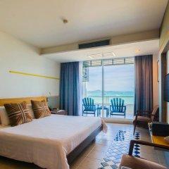 Отель Baboona Beachfront Living Таиланд, Паттайя - 2 отзыва об отеле, цены и фото номеров - забронировать отель Baboona Beachfront Living онлайн комната для гостей фото 2