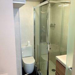 Отель Apartamento Brian Испания, Сан-Себастьян - отзывы, цены и фото номеров - забронировать отель Apartamento Brian онлайн ванная фото 2