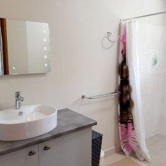 Отель Villa Tiarenui ванная фото 2