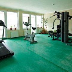 Отель LK The Empress фитнесс-зал фото 2