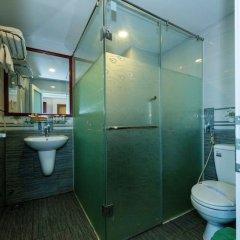 Отель Olympic Hotel Вьетнам, Нячанг - отзывы, цены и фото номеров - забронировать отель Olympic Hotel онлайн ванная фото 2