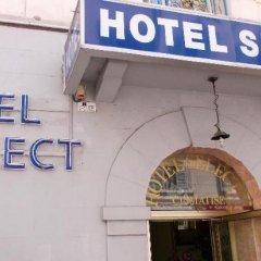 Отель Hôtel Simone парковка