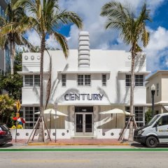Century Hotel South Beach парковка