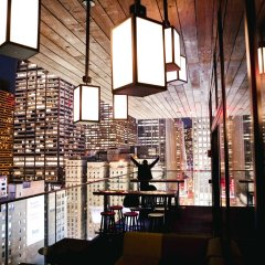 Отель citizenM New York Times Square питание фото 3