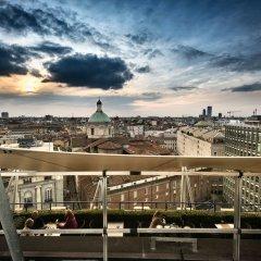 Hotel Dei Cavalieri балкон