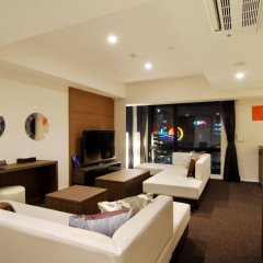 Отель Candeo Hakata Terrace Фукуока комната для гостей фото 2