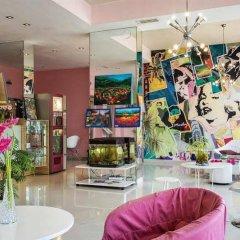 Art Hotel Simona развлечения