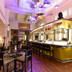 The Fullerton Hotel Singapore гостиничный бар