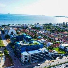 Отель Acqua Паттайя пляж