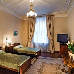 Отель British Club Львов комната для гостей фото 4