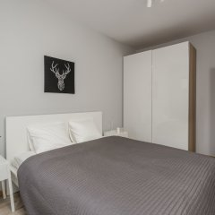 Апартаменты Chill Apartments Zoliborz комната для гостей фото 5