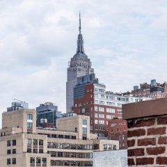 Отель The GEM Hotel - Chelsea США, Нью-Йорк - отзывы, цены и фото номеров - забронировать отель The GEM Hotel - Chelsea онлайн балкон