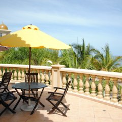 Hotel Quinta Real Луизиана Ceiba балкон