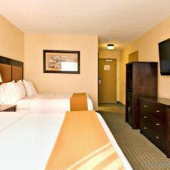 Отель Holiday Inn Express Vancouver-Metrotown (Burnaby) Канада, Бурнаби - отзывы, цены и фото номеров - забронировать отель Holiday Inn Express Vancouver-Metrotown (Burnaby) онлайн удобства в номере фото 2