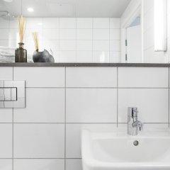 Апартаменты Biz Apartment Hammarby Sjostad Йоханнесхов ванная фото 2