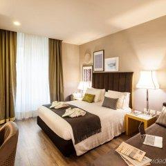 Отель Holiday Inn Milan - Garibaldi Station комната для гостей фото 4