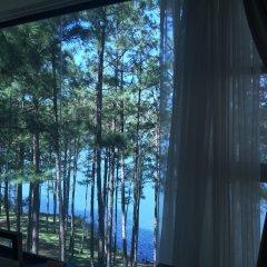 Terracotta Hotel & Resort Dalat балкон
