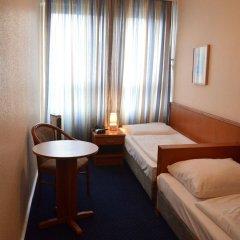 Hotel Mercedes Hamburg комната для гостей фото 2