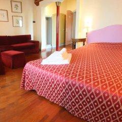Отель La Torre Италия, Региональный парк Colli Euganei - отзывы, цены и фото номеров - забронировать отель La Torre онлайн комната для гостей фото 4