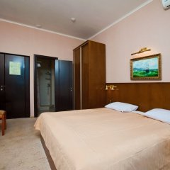 Гостиница Барракуда Большой Геленджик комната для гостей фото 2