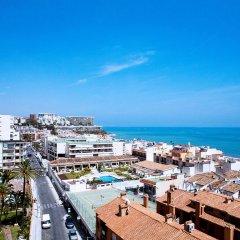 Отель Palm Beach Club балкон