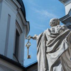 Отель Gästehaus Im Priesterseminar Salzburg Зальцбург фото 5