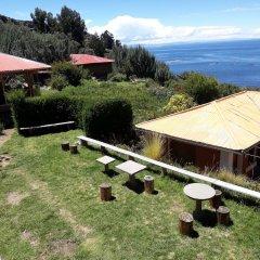 Отель Titicaca Lodge спортивное сооружение