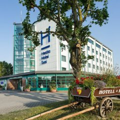 Hestia Hotel Susi Таллин парковка