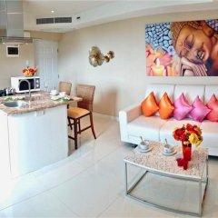 Апартаменты Kata Ocean View Sea View Apartment пляж Ката в номере