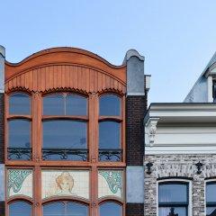 Отель Jordaan Harlem Apartments Нидерланды, Амстердам - отзывы, цены и фото номеров - забронировать отель Jordaan Harlem Apartments онлайн вид на фасад