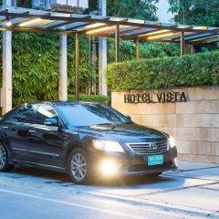 Hotel Vista Pattaya Паттайя парковка