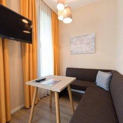 Отель Aparthotel Residenz Am Deutschen Theater Берлин комната для гостей фото 2