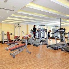 Отель Copthorne Hotel Sharjah ОАЭ, Шарджа - отзывы, цены и фото номеров - забронировать отель Copthorne Hotel Sharjah онлайн фитнесс-зал