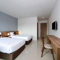 Отель The Chill at Krabi Hotel Таиланд, Краби - отзывы, цены и фото номеров - забронировать отель The Chill at Krabi Hotel онлайн комната для гостей фото 4