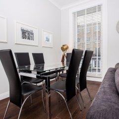 Отель Luxurious 4 Bedroom Flat by Baker Street Великобритания, Лондон - отзывы, цены и фото номеров - забронировать отель Luxurious 4 Bedroom Flat by Baker Street онлайн интерьер отеля